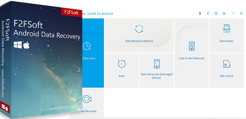 Android Data Recovery Banner