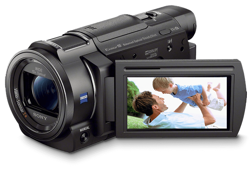 AVCHD MTS and M2TS Camcorder